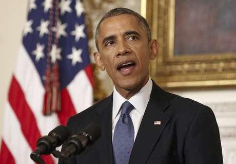 <p>Obama faz declaração sobre Iraque e diz que eliminar EI não será fácil</p>