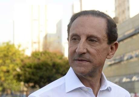 <p>Paulo Skaf,candidato do PMDB ao governo de São Paulo</p>