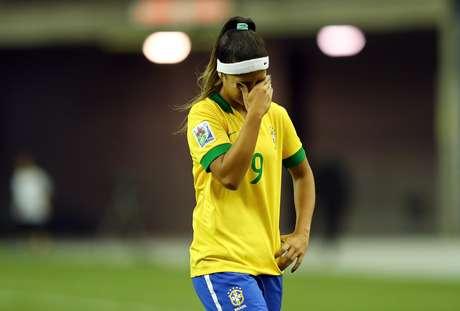 <p>Seleção feminina Sub-20 perdeu de 5 a 1 para Alemanha</p>