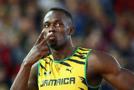 <p>Usain Bolt é o maior velocista de todos os tempos</p>