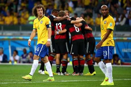 Copa de 2014 terminou com vexame imenso: goleada história por 7 a 1 para a Alemanha