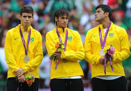 Brasil saiu de Londres com a medalha de prata e viu ouro escapar mais uma vez