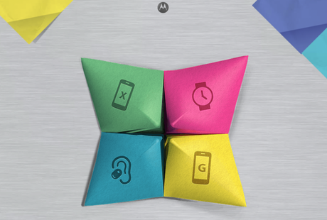 <p>Convite do evento da Motorola enviado à imprensa americana</p>