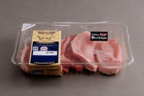A etiqueta copia o processo pelo qual o alimento está passando, sendo muito mais precisa que a data de validade