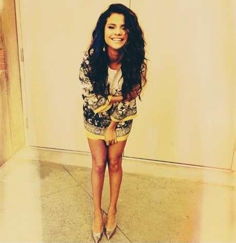 <p>Atriz, cantora, compositora, dançarina e filantropa, Selena Gomez foi uma das pessoas mais jovens a se tornar embaixadora da Boa Vontade do Unicef, tendo sido nomeada em 2009, aos 17 anos</p>