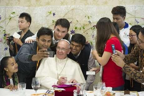 visita do papa à Coreia do Sul termina na próxima segunda-feira