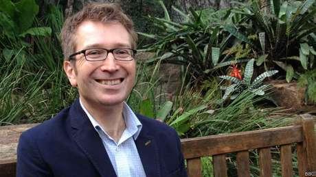 O pesquisador Andrew Hoskins, da Universidade de Glasgow, na Escócia, fundou a publicação especializada Memory Studies