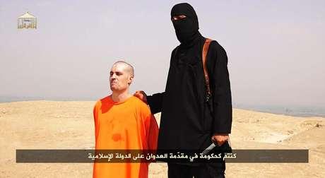 <p>Jornalista da GlobalPost de Bostonteve sua decapitação postada em 19 de agosto</p>