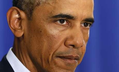"""<p><span style=""""font-size: 15px;"""">Obamaautorizouo início de voos de reconhecimento sobre a Síria como possível passo prévio a futuros ataques contra os jihadistas do Estado Islâmico</span></p>"""