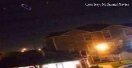 <p>O suposto óvniteria sido visto pairando a menos de 20 km do Centro Espacial Johnson</p>
