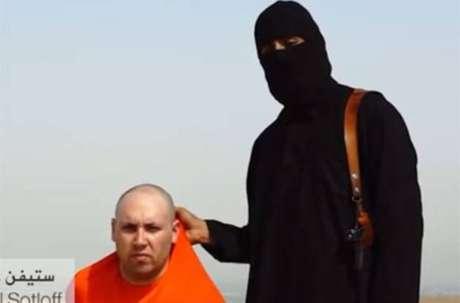 Outro jornalista americano (Steven Sotloff - foto) foi ameaçado de morte pelo EI na Síria