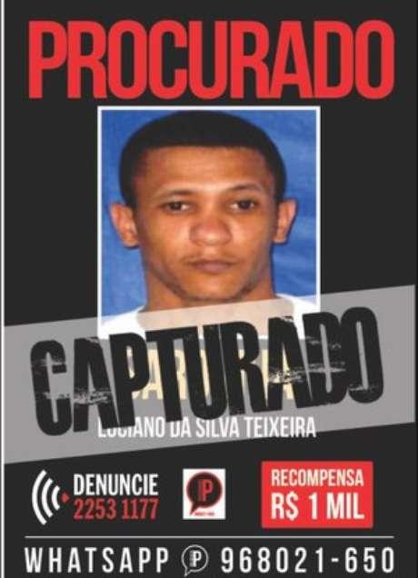 <p>Sardinha já teve passagem pelo sistema prisional entre 2002 e 2008 e de 2009 a 2012</p>