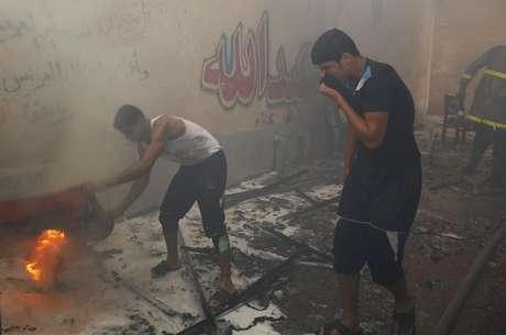 <p>Pelo menos 2.097 palestinos morreram desde 8 de julho, 70% deles civis, segundo a ONU; do lado israelense, 68 pessoas morreram</p>