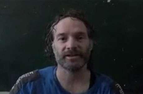 <p>O jornalista Theo Curtis estava desaparecido desde 2012</p>