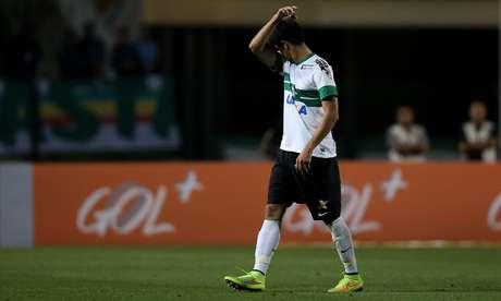 Leandro Almeida tem 10 gols com a camisa do Coritiba