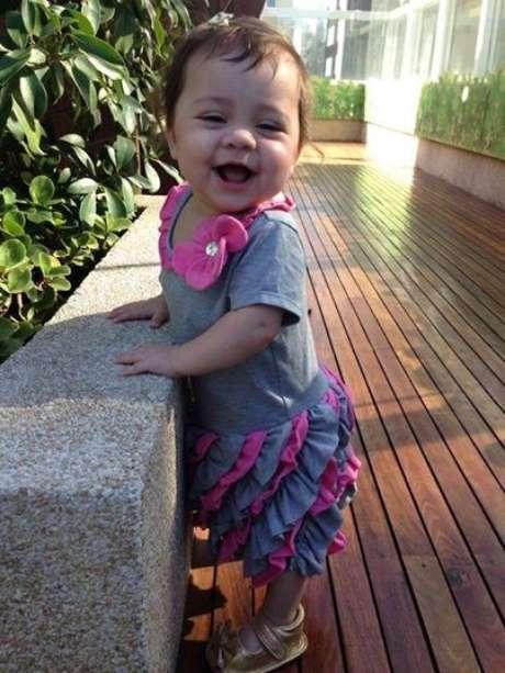 <p>Marina Calasans do Nascimento, 11 meses, nasceu com Síndrome do Intestino Curto e precisa de um transplante de intestino para sobreviver. Desde o dia 13 de dezembro, permanece internada no Hospital Sabará, em São Paulo</p>