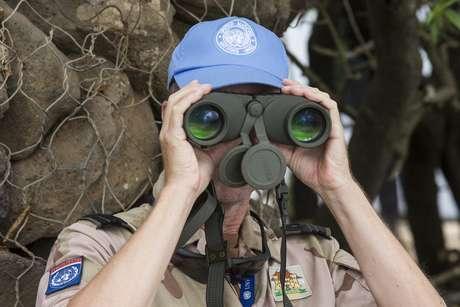 Membro da ONU observa cenário de conflitos nas colinas de Golã, fronteira entre Síria e Israel