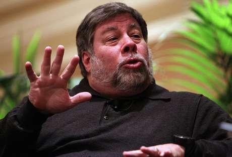 <p>Steve Wozniak &eacute; cofundador da Apple e trabalhou na empresa at&eacute; 1987</p>