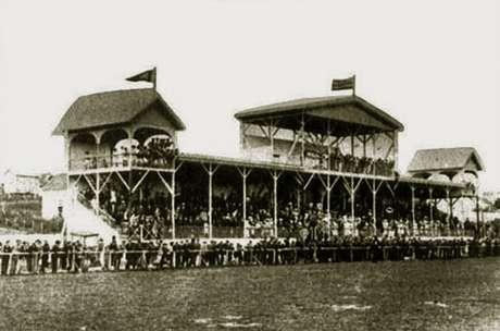 Antiga Baixada foi palco da primeira transmissão esportiva no Estado