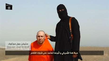 <p>Vídeo de decapitação foi confirmado como autêntico</p>