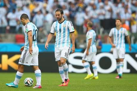 Argentina terá que se encontrar sem Messi em campo