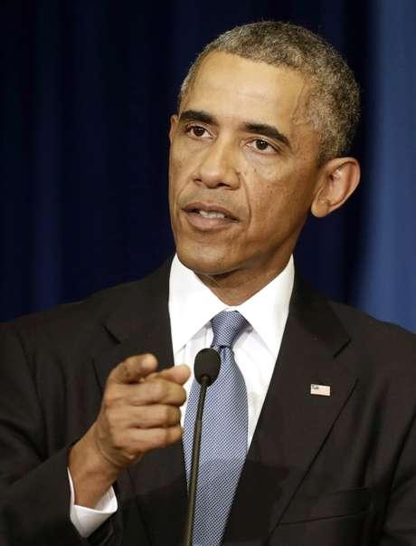 O presidente americano anunciou novo envio de tropas para o Iraque após mais um jornalista dos EUA ser decapitado por rebeldes