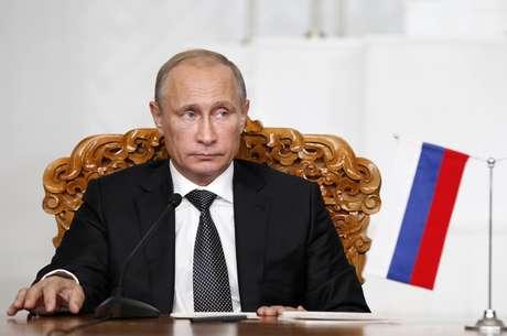 Putin anunciou plano para crise na Ucrânia nesta quarta-feira
