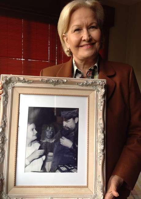 """Com a foto de Fidel: """"Quero ver se o governador tem uma assim"""""""