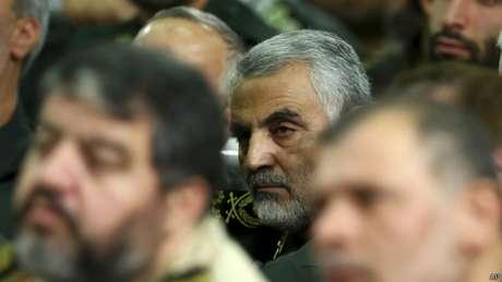 <p>Soleimani já tem trabalhado no Iraque, reforçando as defesas de Bagdá</p><p></p>