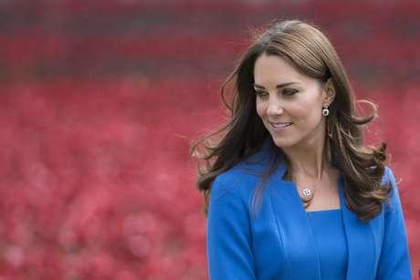 Catherine, a duquesa de Cambridge, está grávida do segundo filho e, mesmo assim, mantém os cuidados com a pele