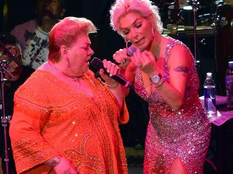 <p>Paquita la del Barrio y Marisela volverán al Auditorio Nacional.</p>