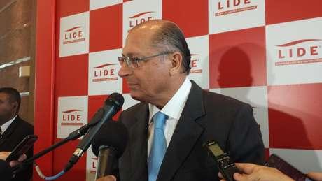 """<p><span style=""""font-size: 15.1999998092651px;"""">Com diversos aliados pequenos no estado de São Paulo, a campanha de Geraldo Alckmin repassou R$ 1 milhão</span></p>"""