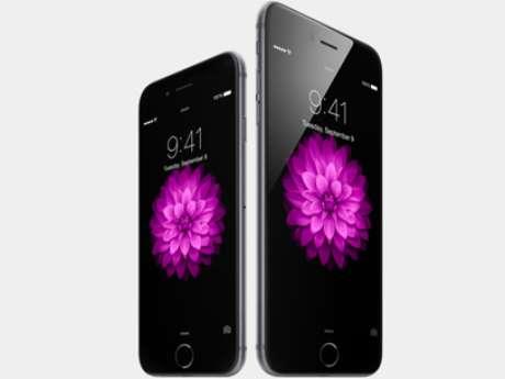 <p>O iPhone 6 menor, de 4.7 polegadas, ainda est&aacute; dispon&iacute;vel para entrega em 19 de setembro</p>