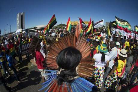 <p>Nem todos os candidados a presidente têm propostas voltadas para a questão indígena</p>