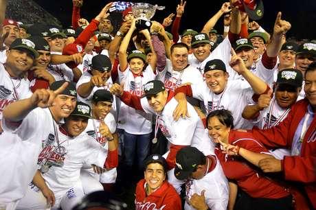 Los Diablos Rojos del México sumaron su título 16 con lo cual empata ...