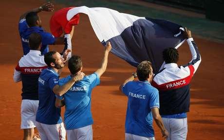 França não chegava na final desde 2010