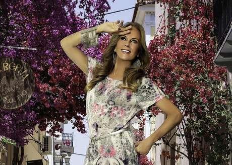 Helô Pinheiro será madrinha do cruzeiro Sênior, que homenageará a Jovem Guarda