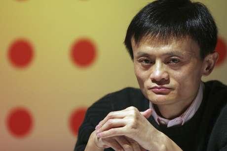 <p>O chin&ecirc;s Jack Ma criou a Alibaba h&aacute; 15 anos, no quarto de um apartamento</p>