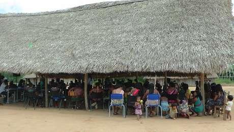 Como vereador, a prática é fazer reunião nas aldeias do município de São José do Xingu