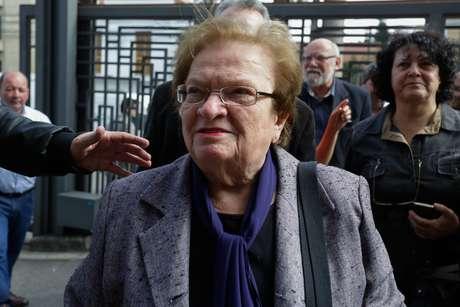 <p>Luiza Erundina é uma das criadoras doRaiz Movimento Cidadanista</p>