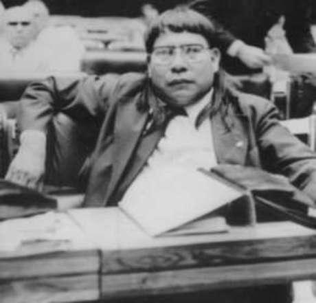 Juruna foi o primeiro deputado federal indígena do País, em 1982