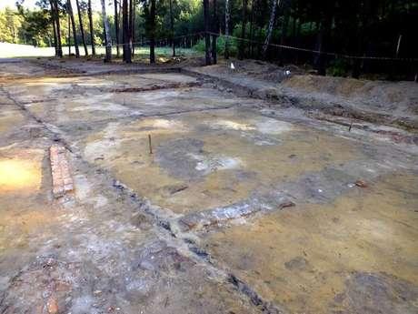<p>Local foi encontrado em meio a escavações arqueológicas, que tiveram início em 2007</p>