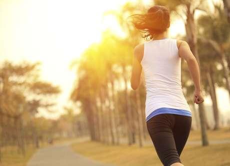 <p>Quem pretende ficar em forma pode encontrar prazer se exercitando ao ar livre</p>