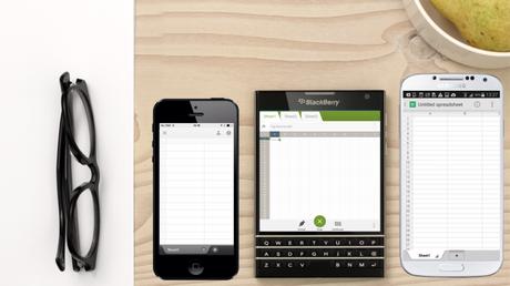 Blackberry Passport comparado ao iPhone 5S e Samsung Galaxy S5, empresa continuará com foco no público corporativo