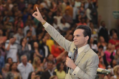 Pastor Samuel Ferreira, presidente da Assembleia de Deus do Brás