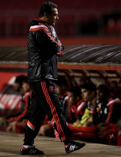 <p>Vanderlei Luxemburgo tentar&aacute; fazer Flamengo avan&ccedil;ar de fase na Copa do Brasil</p>