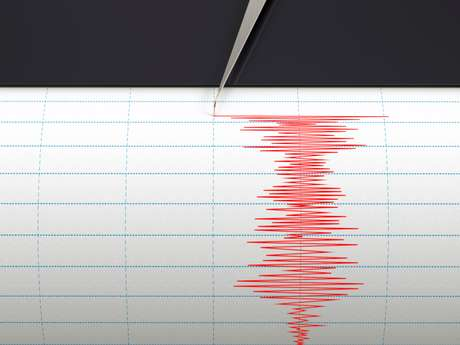 Sismo de mediana magnitud se registró en la Región del Bío Bío