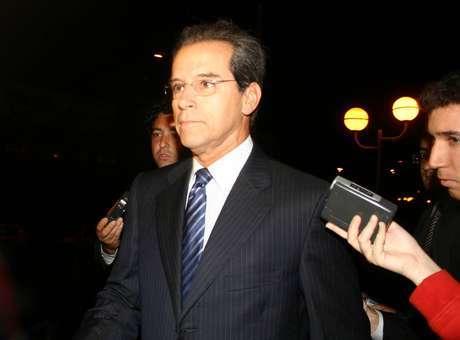 Foto de arquivo do ex-senador, preso neste sábado em Brasília