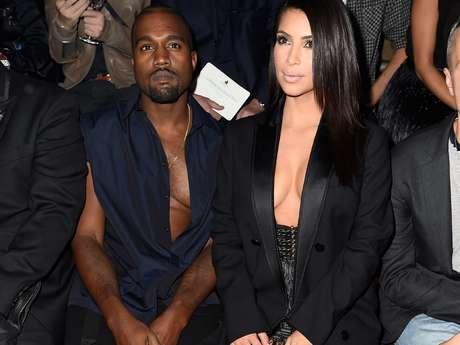 <p>Aseguran que Kim Kardashian y Kanye West no son queridos en París.</p>