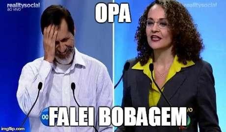 #LevyVocêÉNojento: confira os memes do debate da Record